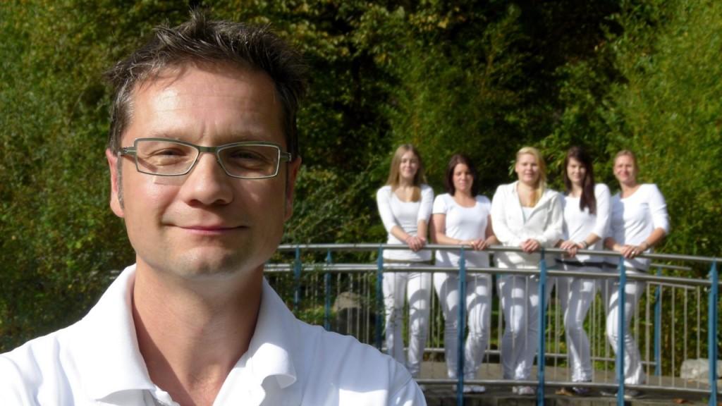Dr. Alexander Stadelmann, Leiter des Teams der Kardiologie am Weißen Turm
