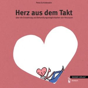 Buchcover: Herz aus dem Takt, von Dr. Petra Schirdewahn (Wagner Verlag)